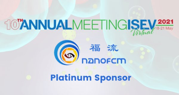 NanoFCM at ISEV 2021
